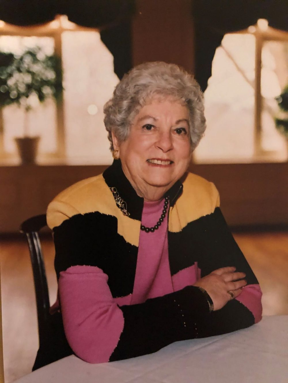 Betty F. Younger, 95
