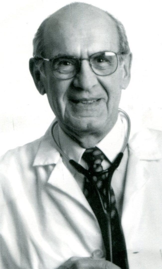 Albert G. Goldin, M.D., 97
