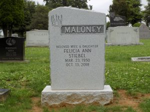 Monument MALONEY, F 2018