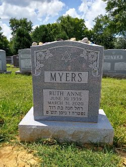 Monuments Myers, R