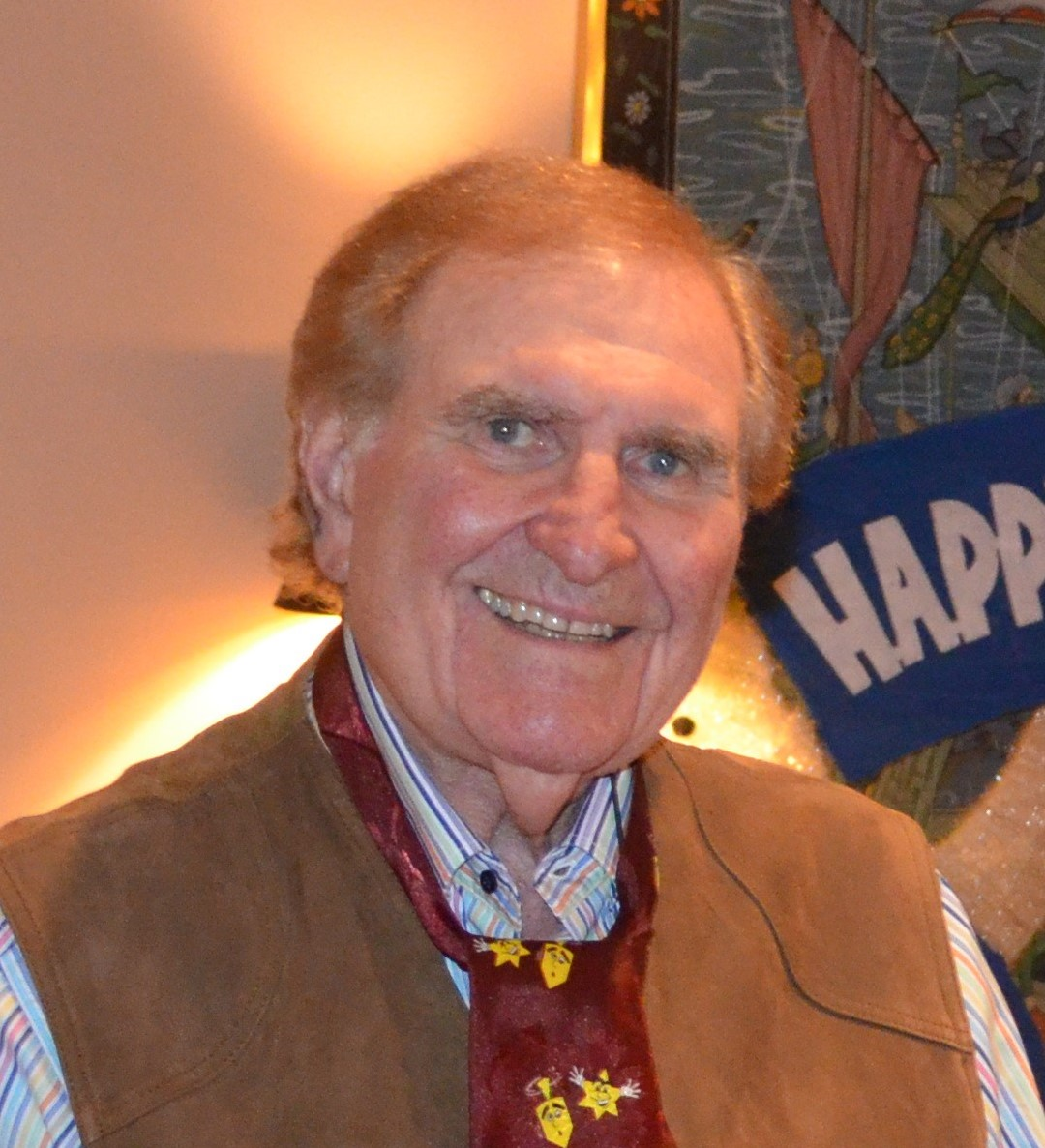 Dr. Max Marvin Behr, 90