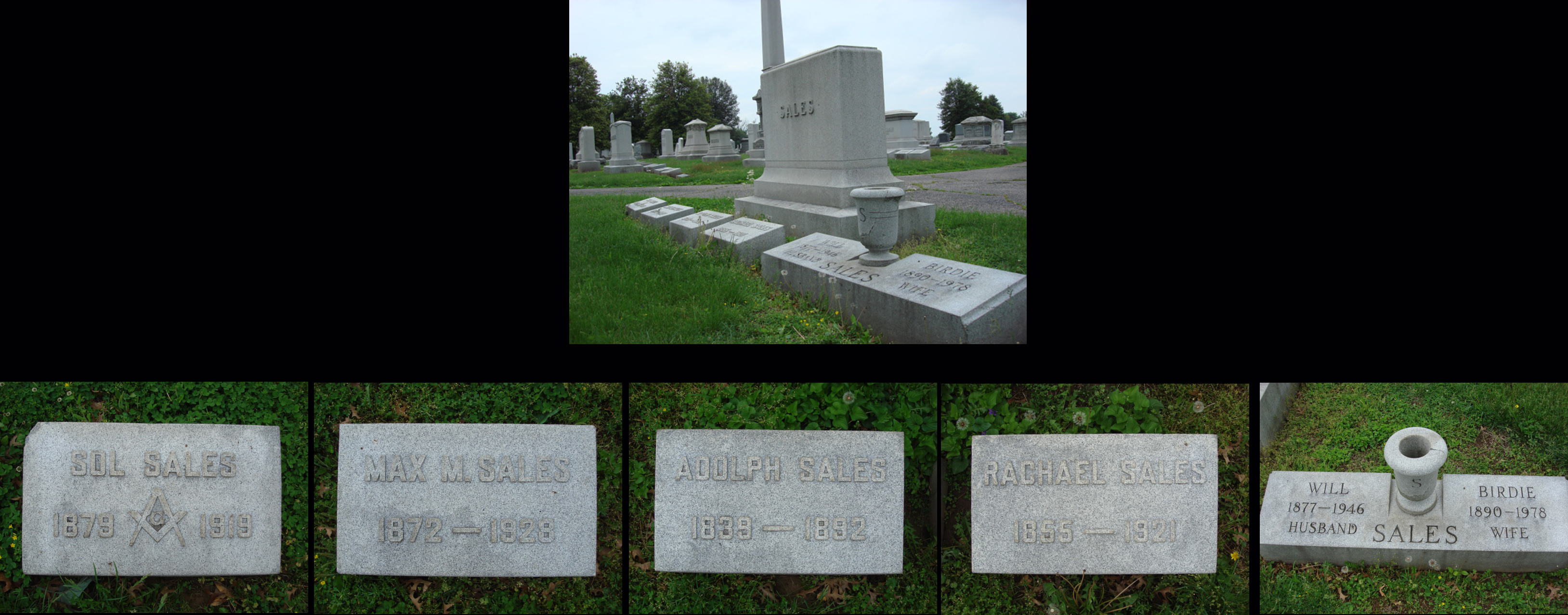 The Temple Cemetery – STU – Herman Meyer and Son, Inc