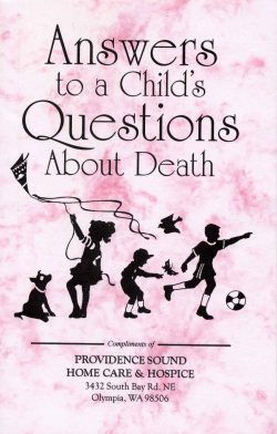 Answers to a Child's Questions about Death